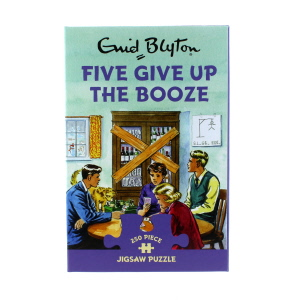 Gibsons Five Give Up The Booze Jigsaw Puzzle 250 Piece
