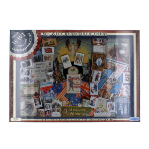 Gibsons We Will Remember Then Jigsaw Puzzle 1000 Piece