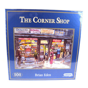 Gibsons 500 Piece Jigsaw The Corner Shop