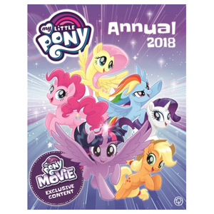 My Little Pony: My Little Pony Annual 2018 With Exclusive Movie Content
