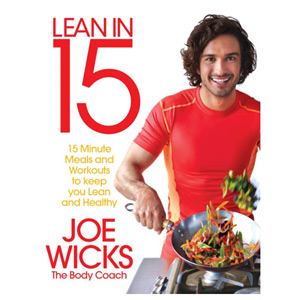 Lean in 15 - The Shift Plan 15 Minute Meals and Workouts to Keep You Healthy