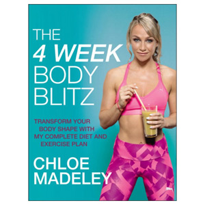 The 4-Week Body Blitz Transform Your Body Shape with Complete Diet and Exercise