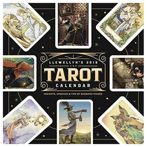 Tarot Calendar 2018 Insights Spreads and Tips