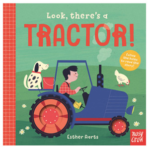 Look There's a Tractor!
