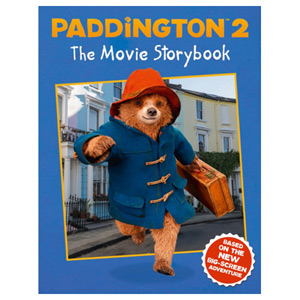 Paddington 2: The Movie Storybook Movie Tie-in