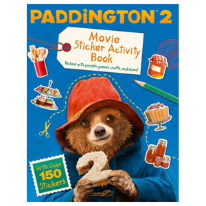 Paddington 2: Sticker Activity Book Movie Tie-in