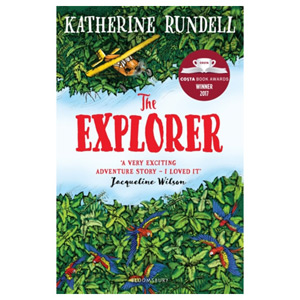 The Explorer Winner of the Costa Children's Book Award 2017