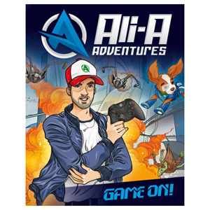 Ali-A Adventures Game On!