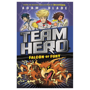 Team Hero: Falcon of Fury Series 2 Book 3