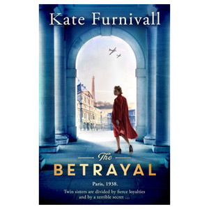 The Betrayal - The Top Ten Bestseller