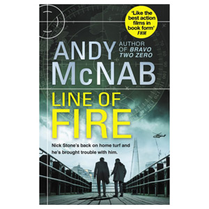 Line of Fire (Nick Stone Thriller 19)