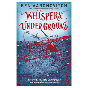 Whispers Under Ground - The Third PC Grant Mystery