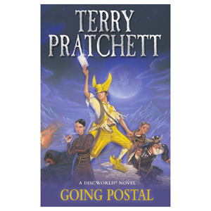 Going Postal (Discworld Novel 33)