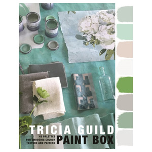 Tricia Guild Paint Box - 45 palettes for choosing colour texture and pattern