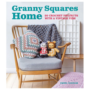 Granny Squares Home 20 Projects with a Vintage Vibe
