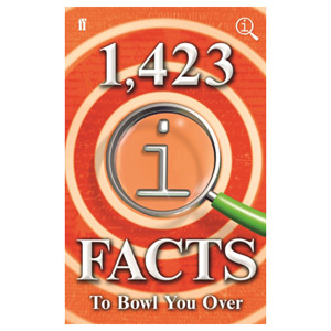 1423 QI Facts to Bowl You Over