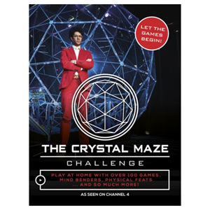 The Crystal Maze Challenge - Let The Games Begin!