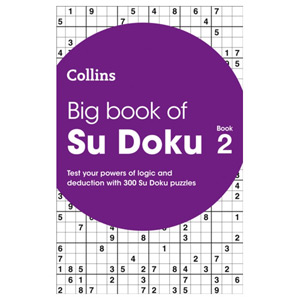Big Book of Su Doku book 2 300 Puzzles