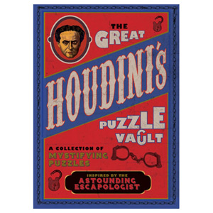 The Great Houdini's Puzzle Vault