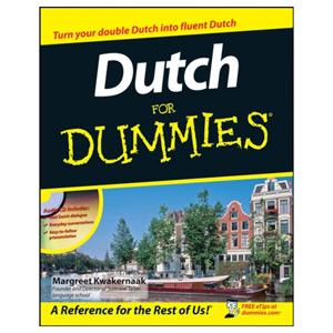 Dutch for Dummies +CD
