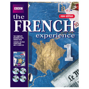 French Experience 1: Language pack with CD's