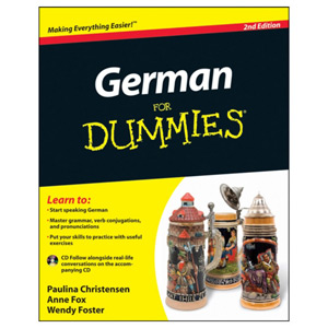 German for Dummies 2nd Edition with CD