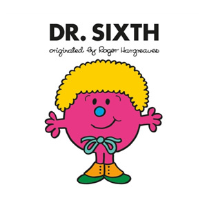 Doctor Who: Dr. Sixth (Roger Hargreaves)