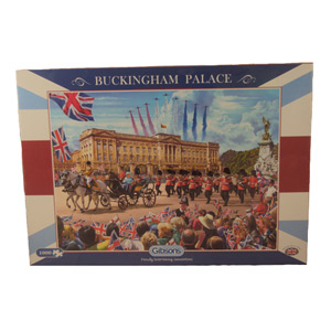 Gibsons 1000 Piece Puzzle Buckingham Palace