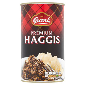 Grants Tinned Haggis Large Size