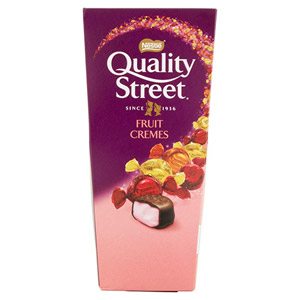 Quality Street Fruit Creams
