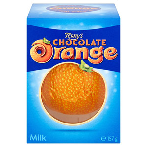 Terrys Milk Chocolate Orange 175g