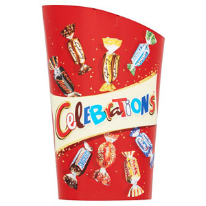 Celebrations Carton
