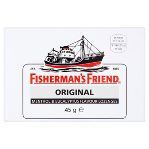 Fishermans Friend Original Lozenge