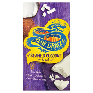 Blue Dragon Coconut Cream Block