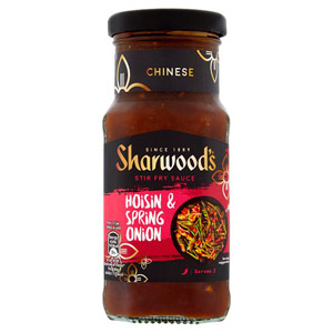 Sharwoods Hoisin & Spring Onion Stir Fry Sauce