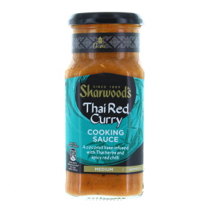 Sharwoods Thai Red Curry Sauce