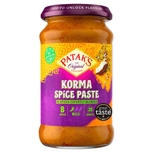 Pataks Korma Curry Paste