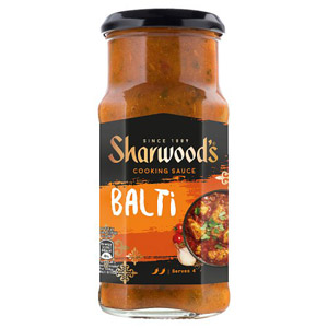 Sharwoods Balti Medium Sauce