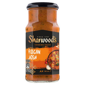 Sharwoods Rogan Josh Medium Sauce