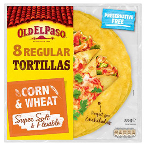 Old El Paso Corn Tortillas