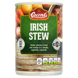 Grants Irish Stew