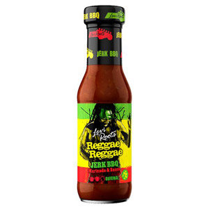 Reggae Reggae Original Jerk Barbeque Sauce