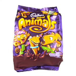 Cadbury Animals Pouch