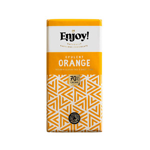 Enjoy Orange Chocolate Bar