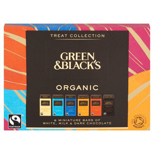 Green and Blacks Treat Collection