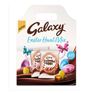 Galaxy Easter Hunt Mix
