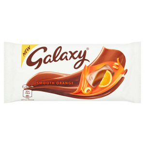 Galaxy Smooth Orange Bar