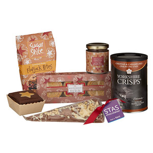 John Lewis & Partners Taste of Christmas Hamper