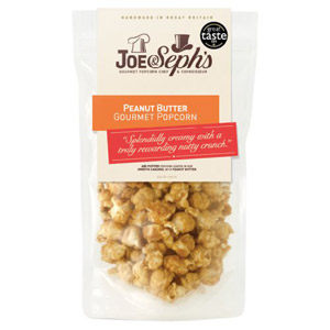Joe and Seph's Peanut Butter Popcorn Pouch