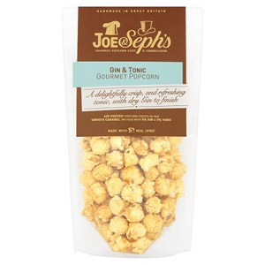 Joe and Seph's Gin and Tonic Popcorn Pouch